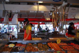 mercadillo-pescado-Bergen-Noruega