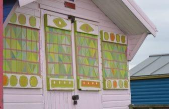 England-Whitstable-beach hut-pattern