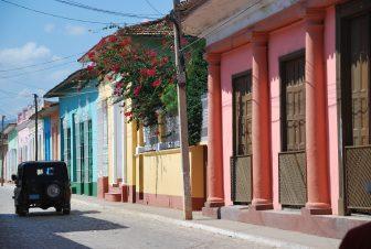 キューバ、トリニダ