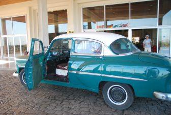 Il nostro taxi a Varadero