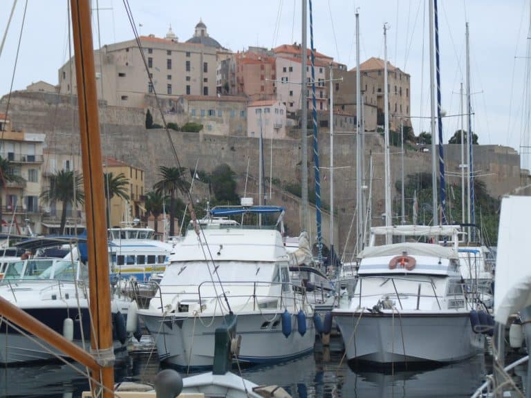 Staying in Calvi on Corsica for a week