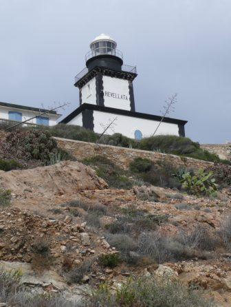 Ravellata Lighthouse Calvi