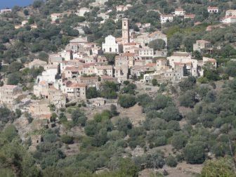 バラーニュ地方の村