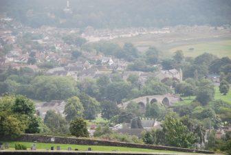 Edimburgo-Castillo-Stirling-Vistas