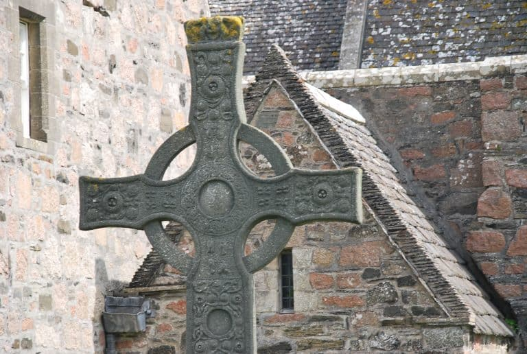 Isle of Iona, the spiritual island