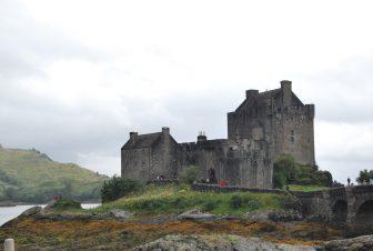 Eilean Donan Castle, everyone's favourite