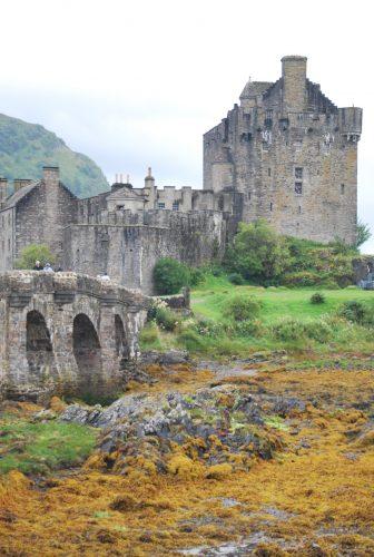 Il ponte del Castello Eilean Donan