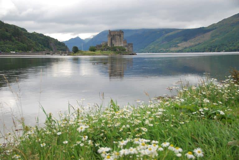 アイルランドからスコットランドに行った男たちの話など