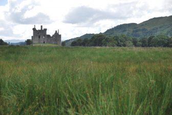 L'impressionante Castello di Kilchurn