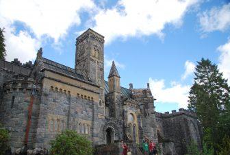 La chiesa di St. Conan's Kirk