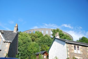 McCaig's Tower in Oban