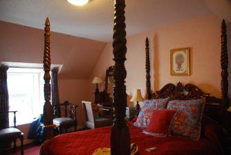 La nostra camera al Rosedale Hotel a Portree sull isola di Skye