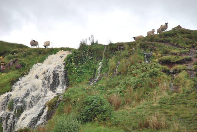 En la Isla de Skye