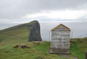 Un capanno nell isola di Skye