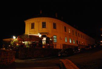the restaurant Aranyszarvas