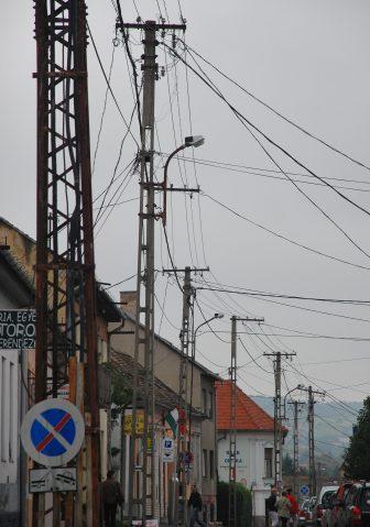 a street in Keszthely