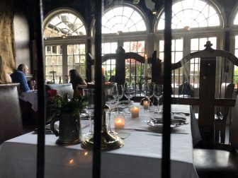 primeros-días-Edimburgo-Escocia-Witchery-by-the-Castle-restaurante