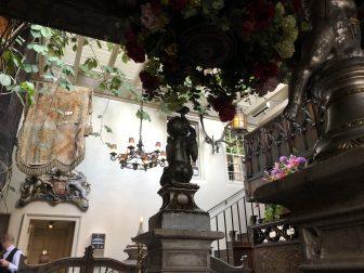 Il ristorante di Edimburgo, Witchery by the Castle