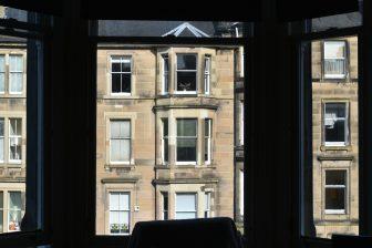 Empezamos nuestro «workation» desde Edimburgo, Escocia.