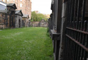 墓場ツアーのみ入れるカヴェナンターの牢獄部分