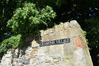 Il nome del villaggio di Cramond