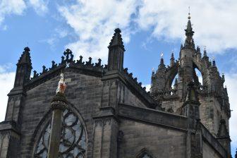 セント・ジャイルズ大聖堂の外観