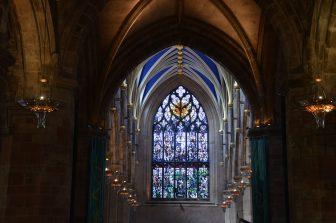 Abbiamo visitato la Cattedrale di St. Giles