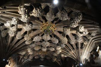 セント・ジャイルズ大聖堂のシッスル・チャペル