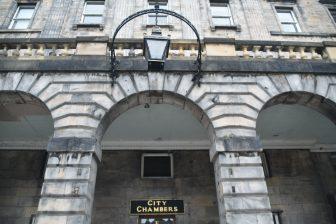 Il comune di Edimburgo