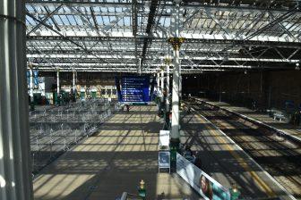 Waverly, la stazione di Edimburgo