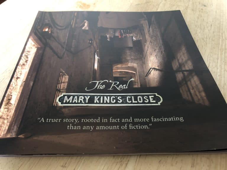 Cos'e' il 'The Real Mary King's Close'?