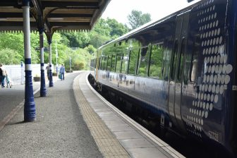 Dunfermline stazione