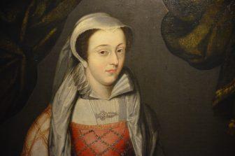 Ritratto di Maria Stuarda al Palazzo di Holyroodhouse