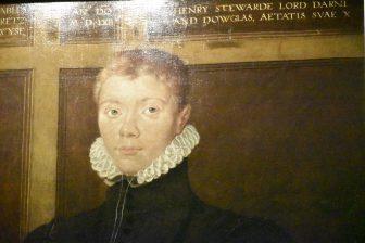 Ritratto di Lord Darnley