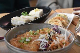 Te del pomeriggio e ristorante giapponese a Edimburgo