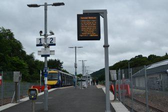 Tweedbank Station