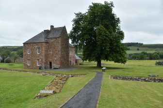 the museum of Melrose Abbey