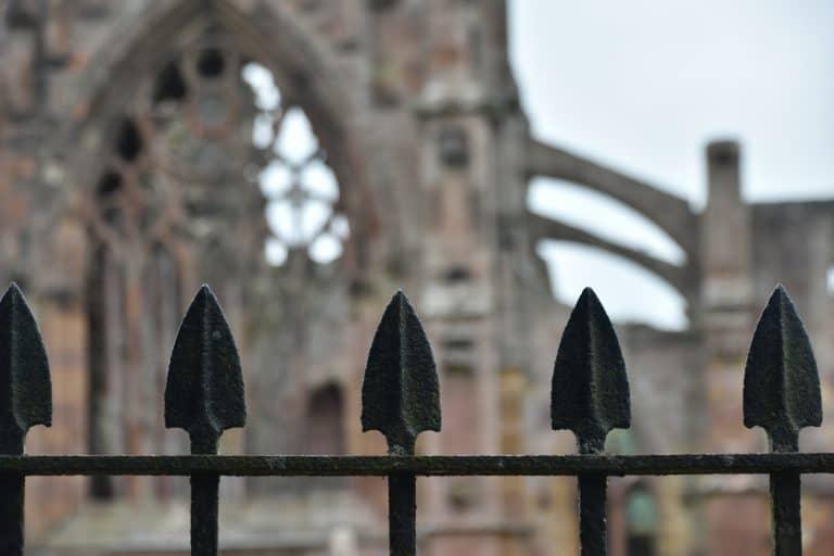 Scozia, Melrose