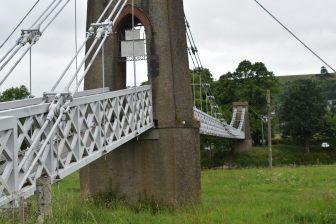 メルローズの吊り橋