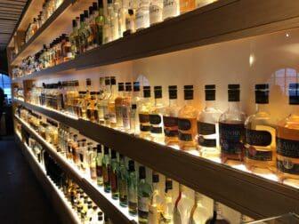 Scotch whisky experience a Edimburgo
