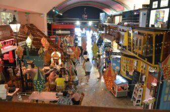 マーゲイトの The Old Kent Market