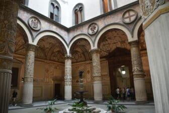 Italy, Florence – building, Apr. 2013